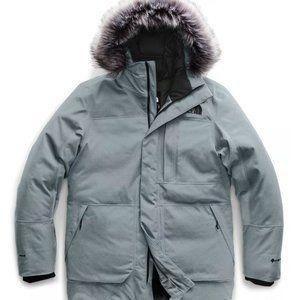 The North Face Men's Defdown GTX 2 Parka Grey XL